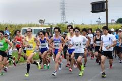 Saiko Eco 10km Rennen (Japan)