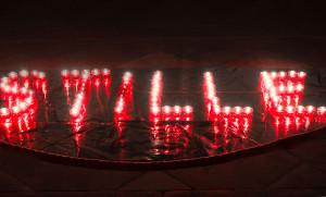 Die Nacht der 1000 Lichter. Stift Göttweig