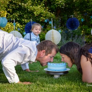 Smash the cake (1. Geburtstag)